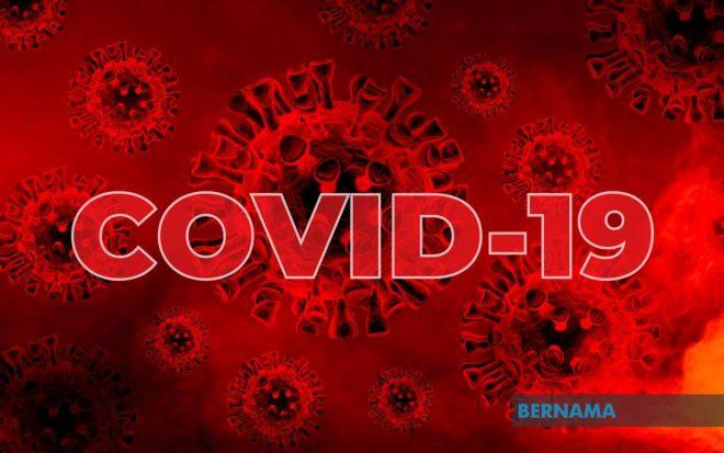 Daerah Meradong berstatus merah COVID-19, sementara Betong bertukar jingga