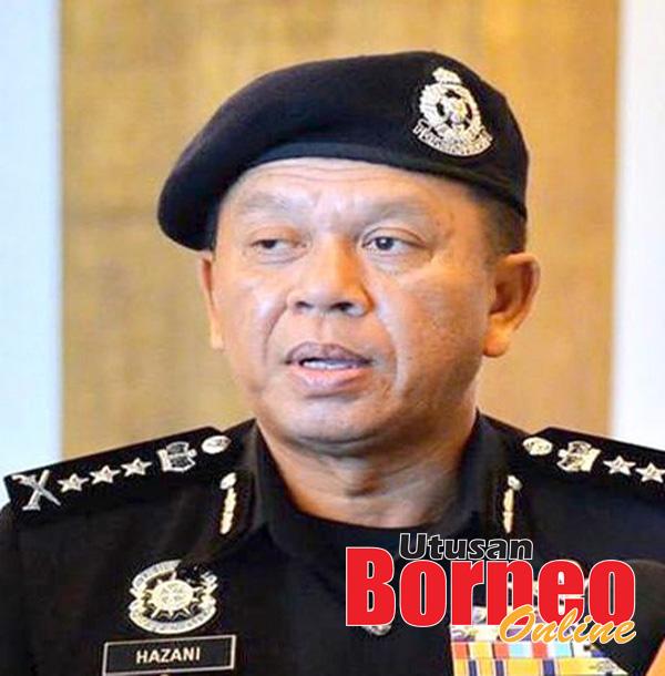 Polis jamin kawalan ketat ketibaan bekalan vaksin di Sabah
