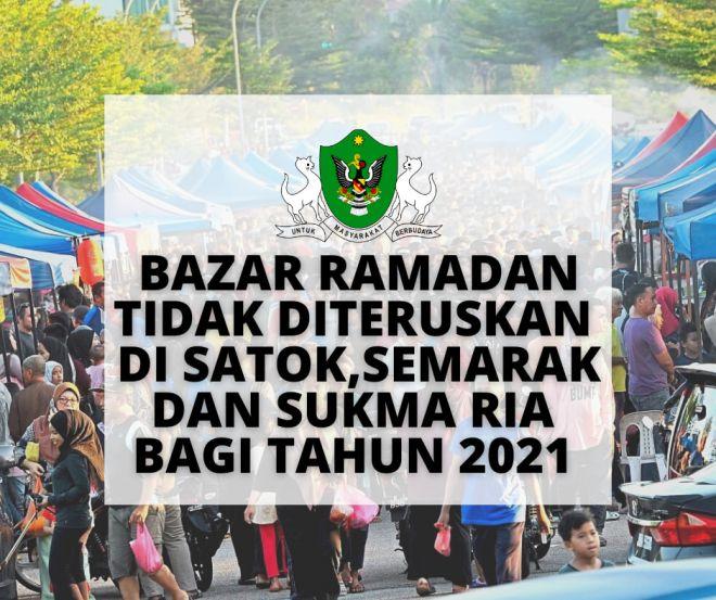 DBKU batal bazar Ramadan 2021