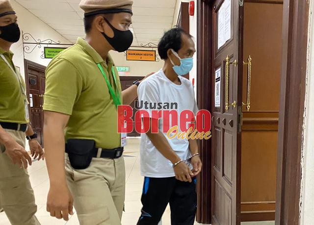 Warga Indonesia dipenjara kerana ceroboh, alih objek geologi dari Taman Negara Dered Krian