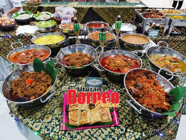 MYDIN RTE Bazar Ramadan di setiap cawangan akan mempunyai menu istimewanya yang tersendiri.