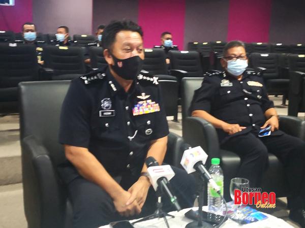 Hazani mengesahkan belum ada rekod rampasan pil Captagon yang popular digunakan teroris di Timur Tengah pernah ditemui di Sabah setakat ini.