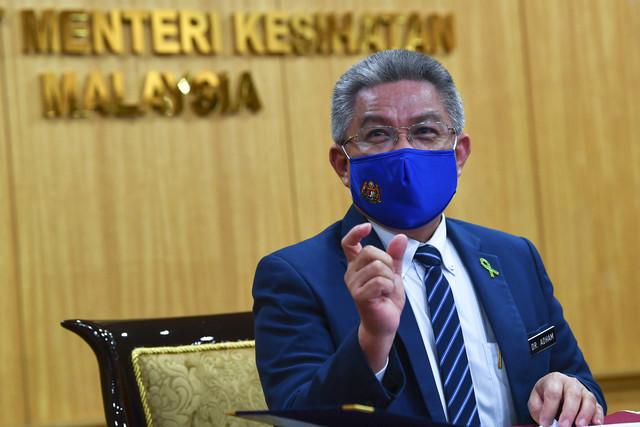 KKM hantar lebih 400 petugas ke Sarawak Rabu depan