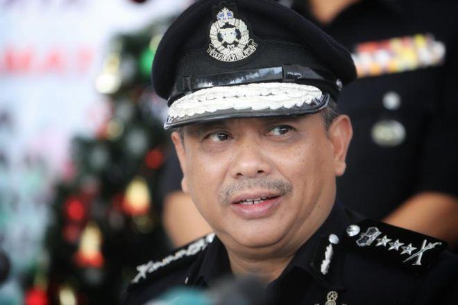 Polis buru suspek tawar perkhidmatan 'Enter-Sarawak'