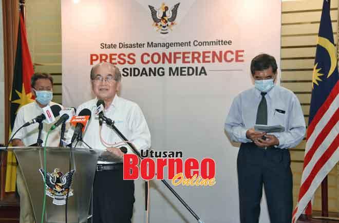 COVID-19: 960 kes positif baru dirikodka di Sarawak