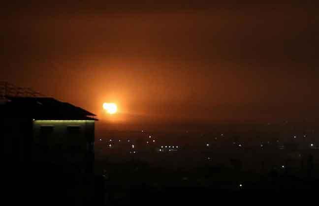 Roket ditembak dari Semenanjung Gaza, tidak menyebabkan kecederaan: Israel