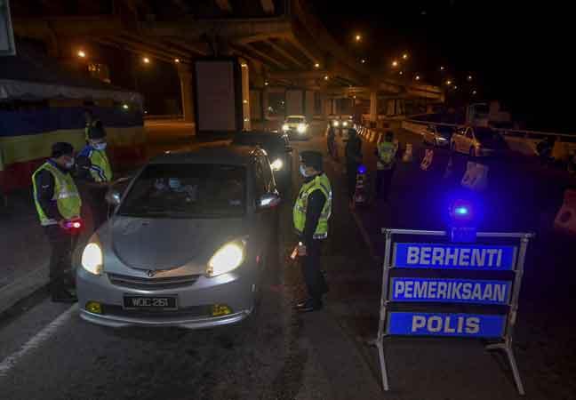 PKP: Polis Kelantan minta orang ramai guna surat kebenaran baharu