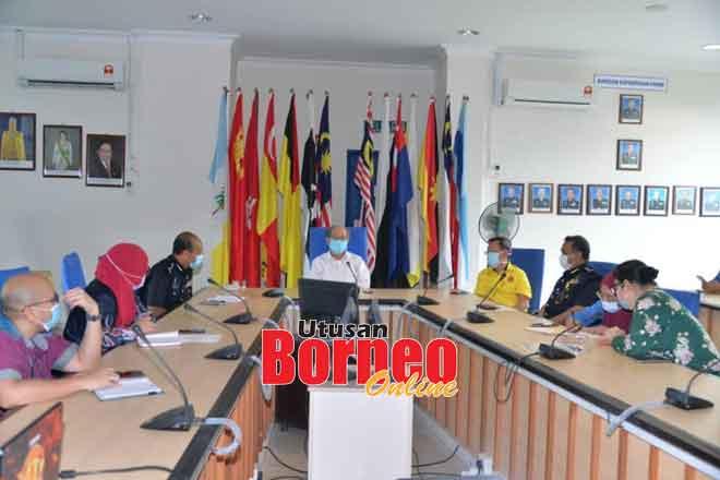 PKPD dipejalaika di PULAPOL, Jalai Puncak Borneo berengkah 16 April
