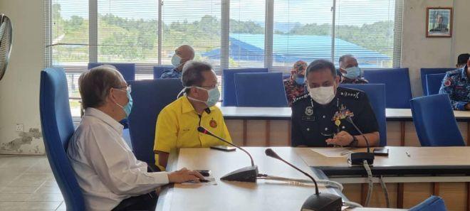 295 lagi pelatih Pulapol Kuching dijangkiti COVID-19