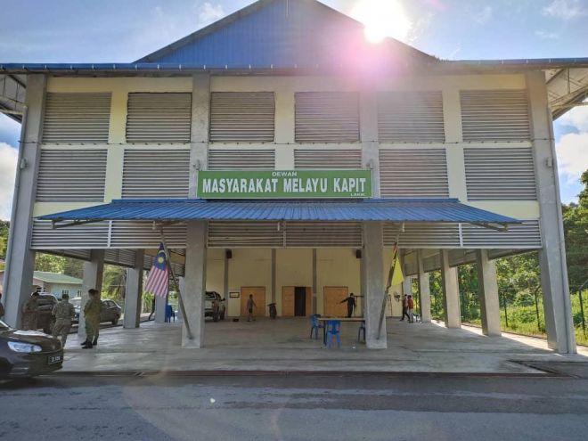 Hospital Medan ATM di Kapit