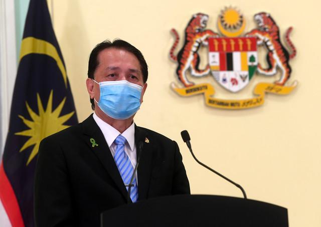 Malaysia rekod 3,780 kes COVID baharu hari ini