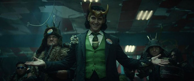 Siri baharu enam episod Marvel Studios yang ditunggu-tunggu, 'Loki' dengan Tom Hiddleston kembali sebagai watak utama telah pun menemui peminat buat kali pertama pada 9 Jun lepas secara eksklusif di platform penstriman Disney+ Hotstar.