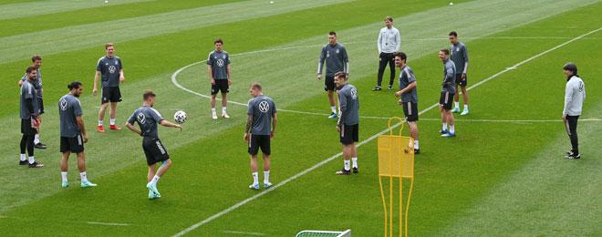 Loew hampiri hari-hari terakhir bersama Jerman