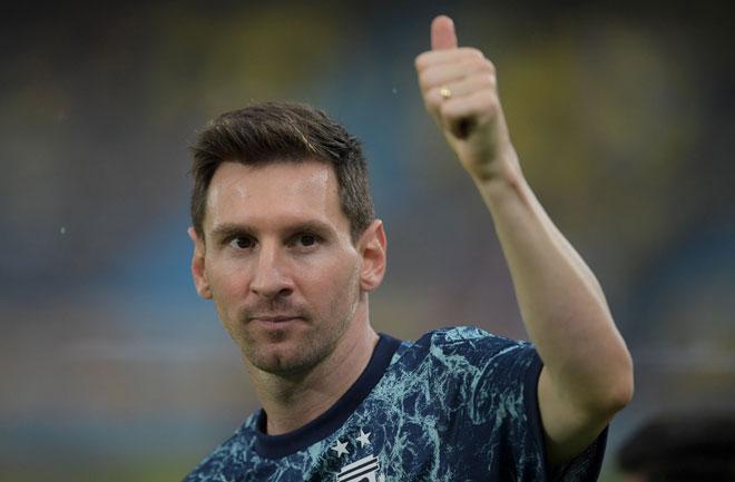 Inter Miami intip Messi