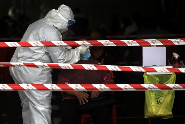 COVID-19: 19,819 kes baharu hari ini, tertinggi sejak pandemik melanda negara - KP Kesihatan