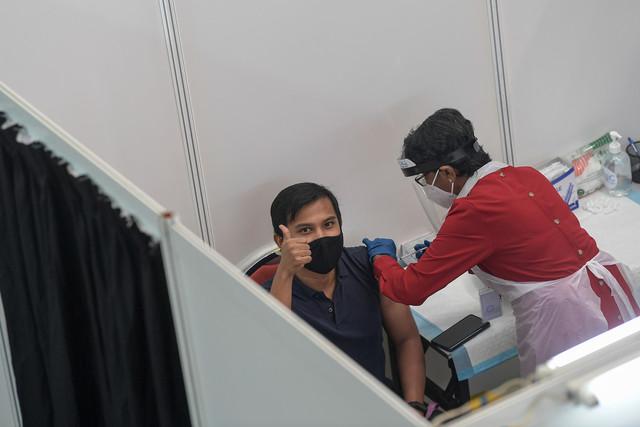 PICK: Hampir 23 juta dos vaksin COVID-19 diberikan setakat semalam