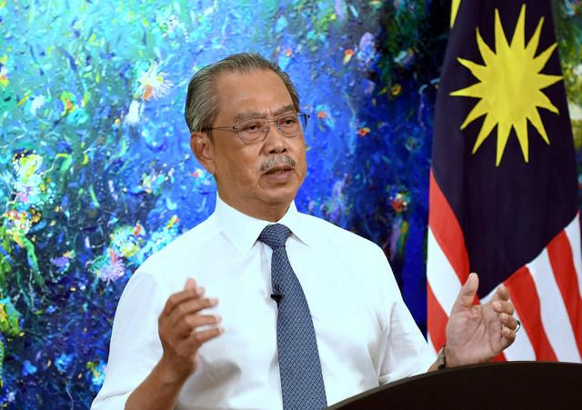 Muhyiddin ucap penghargaan kepada Ahli Parlimen BN