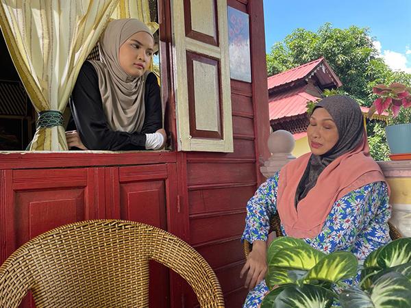 PENGGAMBARAN drama Hidayah Ustaz Viral di Kuala Kangsar