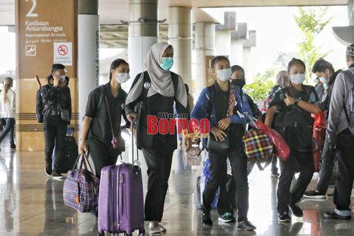 Sarawak benarkan rentas negeri berkuat kuasa esok