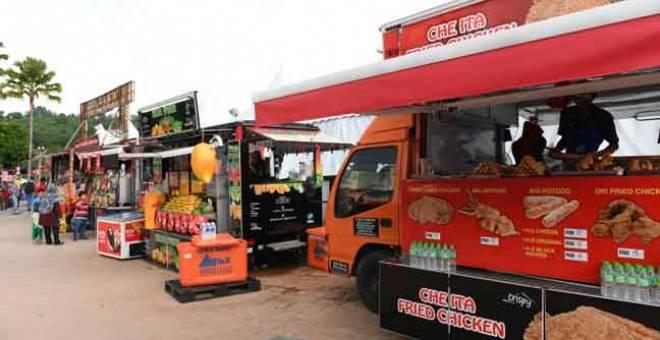 PELBAGAI: Sebanyak 345 menu juadah popular dan produk pertanian lain dari seluruh negeri akan diperkenalkan pada pengunjung.