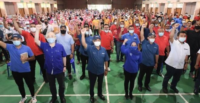 Utusan Sarawak Sukan Hari Ini
