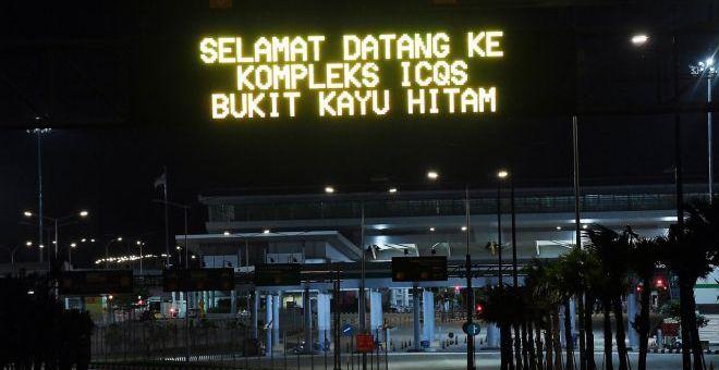 Tinjauan BERNAMA di sekitar Kompleks ICQSBukitKayuHitammalam Rabu. Seorang lagi anggota Batalion 3 PGAdilaporkan cedera selepas terkena tembakan ketika bertugas di sempadan Malaysia-Thailand di Pos M 16BukitKayuHitampetang Rabu.