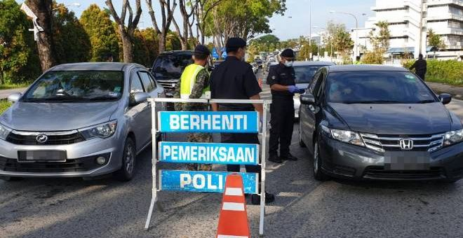 Sarawak ketatkan pergerakan rentas zon