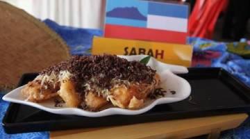 Pisang Goreng Cheese Sabah.