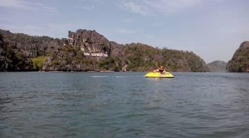 IKON LANGKAWI: Kilim Geoforest Park yang terletak di Laut Andaman merupakan ikon dan daya tarikan pengunjung ke Langkawi.
