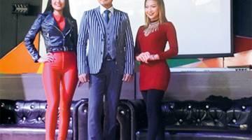 ARTIS TIGA NEGARA: Padi Records menampilkan artis terdiri daripada tiga buah negara jiran iaitu Ezal dari Singapura, Dona Amelia dari Indonesia dan Ammy Faraa dari Thailand.
