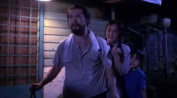 KHAS HARI MERDEKA: Babak dalam telemovie 'Kau Tetap Mei Hua' di TV1.