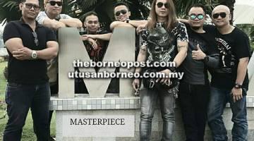 REVOLUSI: Masterpiece akan menggunakan kaedah pasaran digital menerusi album baharu mereka pada tahun ini.