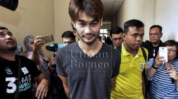 Farid hari ini didakwa di Mahkamah Majistret Petaling Jaya atas empat pertuduhan termasuk mendatangkan cedera dan menggunakan kekerasan jenayah Khamis lepas.