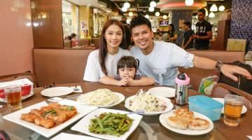 HALAL: SchAwaLara di Restoran Ma yang terkenal dengan makanan halal Cina atau Kantonis.