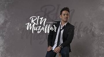 BERMULA DENGAN SMULE: Penyanyi baharu Rin Muzaffar akui sukar hayati lagu 'Izinkan Aku'.