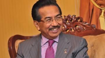 Ketua Menteri Tan Sri Musa Aman