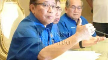 Abang Johari mantaika rintai chalun BN Sarawak di Kuching