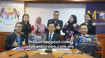 BERSEDIA: PPTD Sarawak bersedia menjadi tuan rumah edisi sulung Sukan PPTD Borneo bakal berlangsung di Kuching pada 28 hingga 30 September ini.