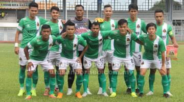 TUGAS GETIR: Kuching FA diundi menentang FC Pemanis dalam pusingan kedua Piala FA 2019.