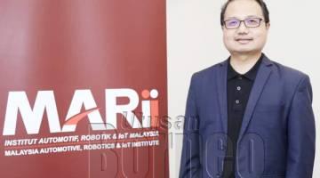DATO Madani Sahari Ketua Pegawai Eksekutif MARii.