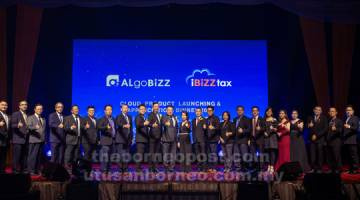 CANGGIH: iBiZZtax Versi Cloud perisian cukai berdasarkan cloud pertama di Asia Tenggara telah dilancarkan.