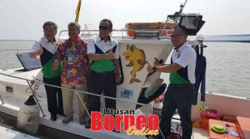 BEJADI:   Len bejadika 'Safari Nginti Tanjung Manis 2019 Renggat Ke 16', ti udah diatur ba Terminal  Bot Ekspres Tanjung Manis, kemari