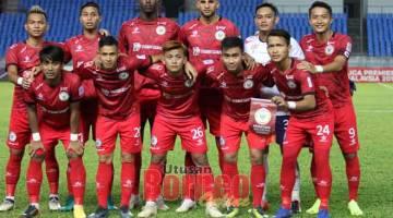 PERLU BANGKIT: Sarawak perlu bangkit menewaskan Kelantan pada aksi Piala Cabaran 2019 di Stadium Sarawak malam ini.