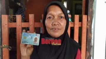 DIMAMAH USIA: Malaysia Yap yang makin berusia berbangga mempunyai nama yang unik bersempena nama negara tercinta.