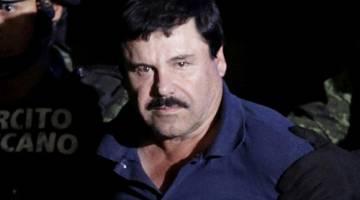 """Jaoquin """"El Chapo"""" Guzman - Gambar Reuters/fail"""