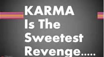 Karma sweet revange