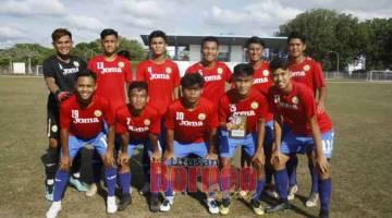 MISI MENANG: Kesebelasan utama pasukan Sarawak United IV bakal menentang Negeri Sembilan di Stadium Miri pada 23 Februari ini dengan misi mencapai kemenangan pertama di tempat sendiri.