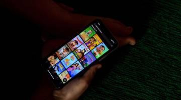 ADIWIRA INDIA: Mighty Little Bheem kini menjadi hit global dan sudah  ditonton lebih 27 juta isi rumah di AS. — Gambar AFP