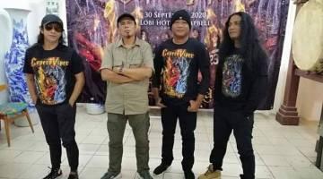 COPERO VIPER: Tampil dengan album Wali Pendekar.