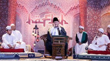 HALWA TELINGA: Pesta Al Quran dalam 'Gema Haflah Munajat' di TV AlHijrah.